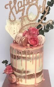 70th Birthday Cake Custom Designer Cakes Antonias Cakes