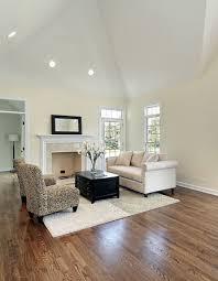 living room hardwood