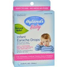 Hylands Baby Infant Earache Drops 0 33 Fl Oz In 2019