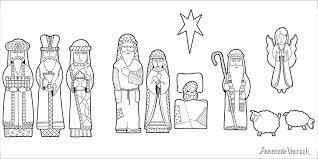Diy Kerststal Annemarie Vermaak Illustrator