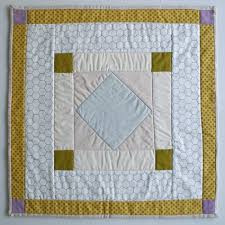 Quilt of the Month, October: Amish Diamond | Purl Soho & Mini Quilt of the Month, October: Amish Diamond | Purl Soho Adamdwight.com