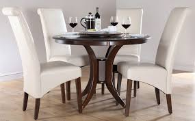 round tables neat side table dining room as dark throughout wood designs 13