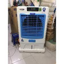 Quạt điều hòa không khí AKYO ZT80 200w lưu lượng gió 8000m3/h, phím cảm  ứng, có remote, Made in Thái Lan Bảo hành 02 năm