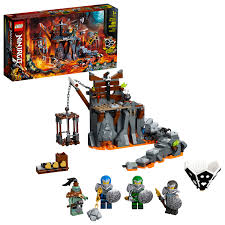 LEGO NINJAGO Journey to the Skull Dungeons 71717 Ninja Building Toy for  Kids (401 Pieces) - Walmart.com - Walmart.com