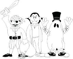 halloween costumes coloring pages halloween characters coloring pages halloween costumes coloring