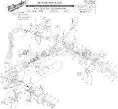 milwaukee 6230 parts list and diagram (ser 678j Drill Press Diagram click the dots to preview your part