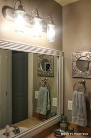 over vanity lighting. image of bathroom lighting fixtures over mirror sweet vanity
