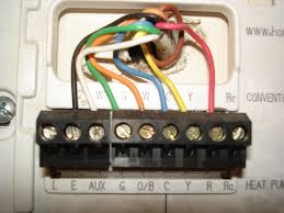 8 wire thermostat wiring diagram agnitum me how to wire a honeywell thermostat with 5 wires at Honeywell Thermostat Rth2300 Wiring Diagram