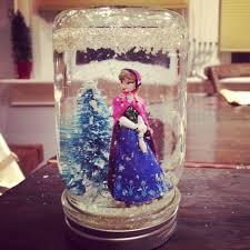 frozen princess anna diy snow globe raynebo net