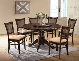 kf4030 dining set with lazy susan