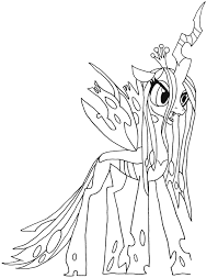 25 Printen My Little Pony Princess Celestia Kleurplaat Mandala
