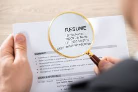 Effective Resume Review for Hiring Managers | Resource Connection |  Resource Connection