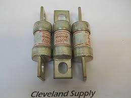 shawmut 60 amp fuse ot60 new box of 10 • 20 00 picclick gould shawmut a25x60 amp trap fuses 60a 250v type 4 set of 3