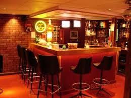 basement sports bar. Cheers Bar Theme Basement · L-shaped Sports Photo B