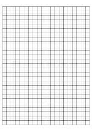 1 Inch Square Grid Paper Grid Paper Blank Graph Free 1 Inch