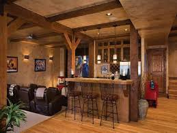 home bar designs. image of: rustic home bar designs feat three hanging