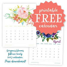 Calendar is really a method to note a period (this kind of because case). Free Printable 2017 Calendar Practical Paper Company