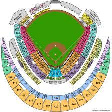 Kauffman Stadium Seating Chart Kauffman Stadium Kansas