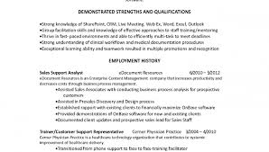 Resume Professional Summary Customer Service Customer Service Career