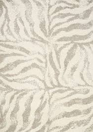 lyra cream and grey zebra large rug a019 0212 240320 kalora grey zebra striped rug