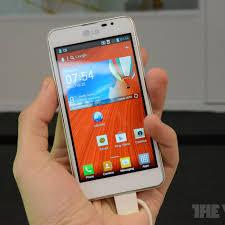 LG Optimus F5 hands-on - The Verge