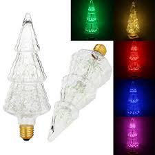 Cone Shaped Christmas Tree Lights Details About Led Christmas Tree Light E27 3w Fairy String Lights Party Xmas Deco Bulb Lamp Ss