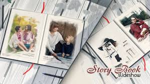 After Effects Story Book Template Videohive Story Book 23874156 After Effects Template