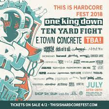 This is hardcore festival
