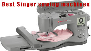 the ten best singer sewing machines ca review