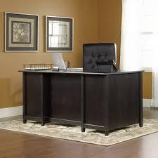 home office desk black. Executive Desk Home Office Black