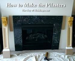 fireplace crown molding how to build a fireplace mantle build a fireplace mantel with crown molding fireplace crown molding