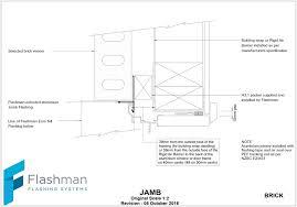 garage door jamb detail