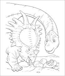 Dinosaur Coloring Pages Free Dinosaur Colouring Pages Printable