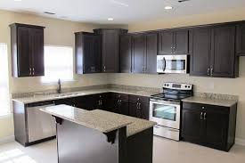 Kitchens With Dark Cabinets And Light Countertops dark cabinets