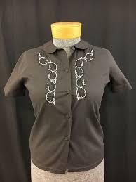 Vintage talbot womens dacron shirts
