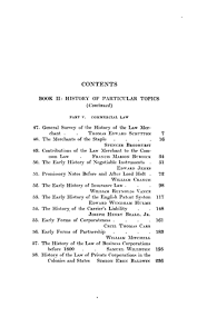 select essays in anglo american legal history vol online  1433 03 toc