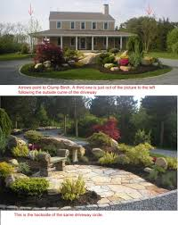 Small Picture Image detail for circular driveway landscaping Landscape Design