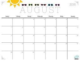 Cute And Crafty 2019 Calendar June Calendar Printable