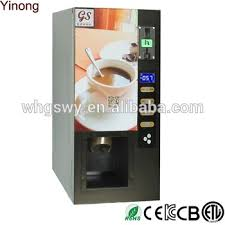 Coffee Vending Machine For Sale