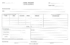 Cash Receipt Template Download Printable Free Doc Voucher