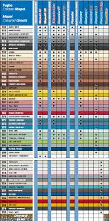 Mapei Color Chart Arteco Collections Of Adhesive Grouts In Dubai Mapei