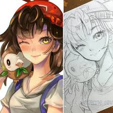 With anime expanding and taking over the world, many are inspired by some great illustrators. The Top 75 Amazing Anime Style Artists Illustrators To Follow On Instagram Anime Impulse