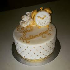 Retirement Cake Cake And Cookie Ideas Retirement Cakes