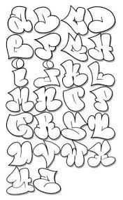 graffiti 3d alphabet a z alfabeto graffiti throw up graffiti inside 3d bubble letters a z