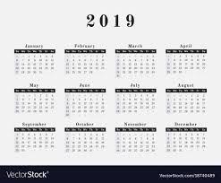 Calendar Free Downloads 2019 Year Calendar Free Download Creativeinfotech Info