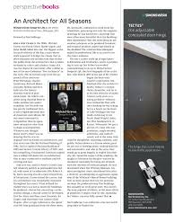 Alkco Lighting Little Inch Architectural Record_oct 2017 Pages 51 100 Text Version