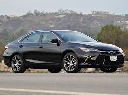 black-2015-toyota-camry-xse - Best Car To Buy