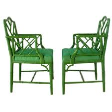 green upholstered chairs. Fabulous Green Upholstered Chairs And Bambooserie Circa 1960 Above Have A Grass Lacquered