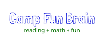 camp fun brain logo | Free Fun in Austin