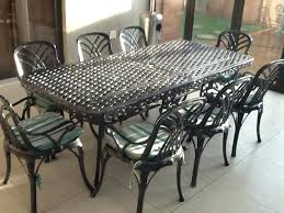 wrought iron patio furniture wrought iron outdoor furniture sets home designing wrought iron patio dining table